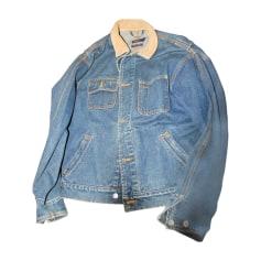 Denim Zipped Jacket Ralph Lauren