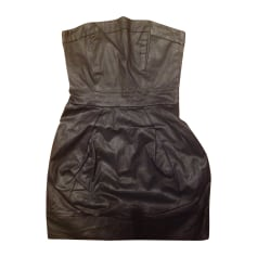 Robe bustier French Connection  pas cher