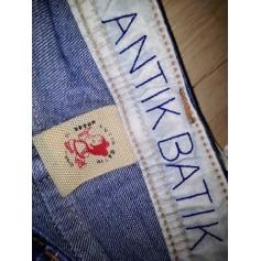 Jeans évasé, boot-cut Antik Batik  pas cher