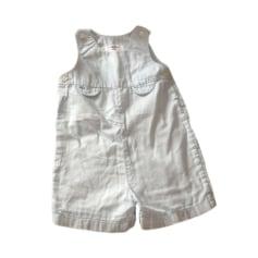 Salopette short Baby Dior  pas cher