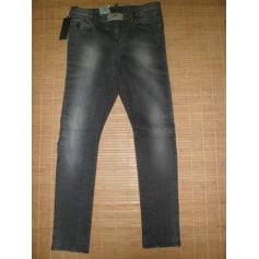Jeans large, boyfriend FreeSoul  pas cher