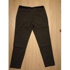 Pantalon carotte Pull & Bear  pas cher