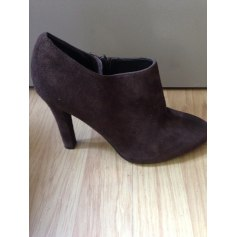 High Heel Ankle Boots Ralph Lauren