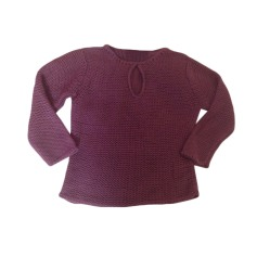 Pull Maille Street  pas cher