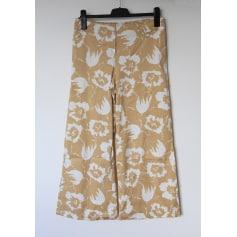 Pantalon droit Piazza Sempione  pas cher
