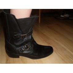 Santiags, bottines, low boots cowboy Promod  pas cher