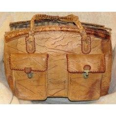Porte document, serviette 100% Vintage  pas cher