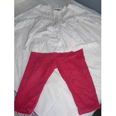 Ensemble & Combinaison pantalon Du Pareil au Même DPAM  pas cher