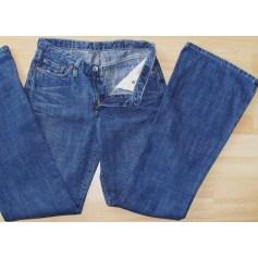 Jeans très evasé, patte d'éléphant G-Star  pas cher