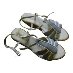 Sandales compensées Paul & Joe Sister  pas cher