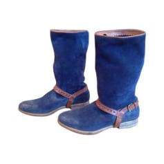 Flat Boots NDC Made By Hand