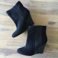 Bottines & low boots à compensés Etam  pas cher