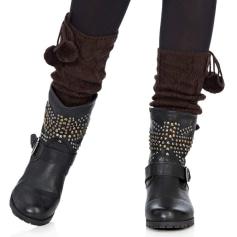 Chausettes genoux   pas cher