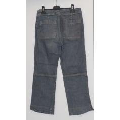 Jeans droit Somewhere  pas cher
