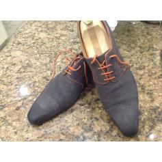 Chaussures à lacets Pointes et Coutures  pas cher