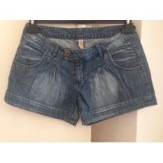Short en jean Vero Moda  pas cher
