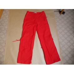 Pantalon large Lauren Vidal  pas cher