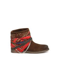 Bottines & low boots plates Bryan Blake  pas cher