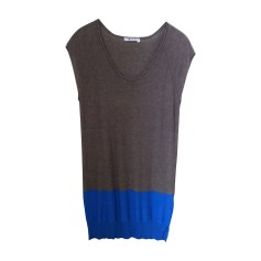 Robe courte T by Alexander Wang  pas cher