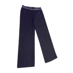 Pantalon évasé Bleu Blanc Rouge  pas cher