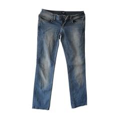 Jeans droit D&G  pas cher