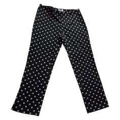 Pantalon large Moschino  pas cher