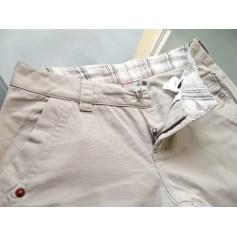 Pantalon large Scott  pas cher