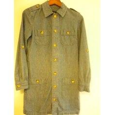 Robe en jeans APC  pas cher