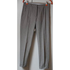 Pantalon droit Fabiana Filippi  pas cher
