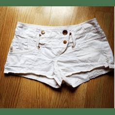Short en jean MNG Jeans  pas cher