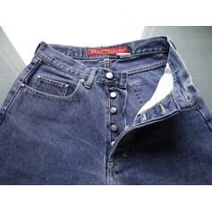 Jeans droit Quiksilver  pas cher