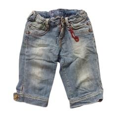 Pantacourt, corsaire Pepe Jeans  pas cher