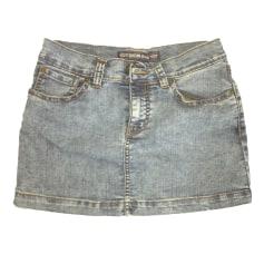 Jupe courte chitton jeans  pas cher
