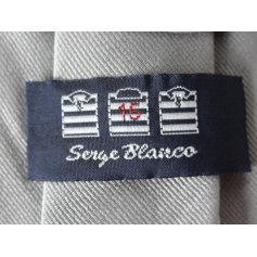 Cravate Serge Blanco  pas cher