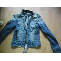 Blouson en jean Zara  pas cher