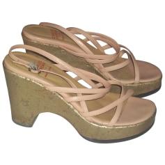 Wedge Sandals Charles Jourdan