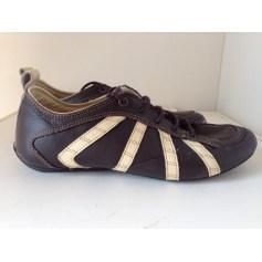 Chaussures à lacets Levi's  pas cher