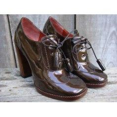 Chaussures à lacets  Marc Jacobs  pas cher
