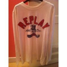 Tee-shirt Replay  pas cher