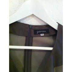 Robe courte Jitrois  pas cher