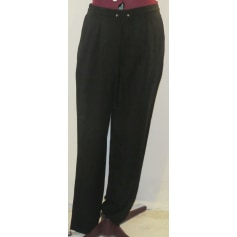 Pantalon slim, cigarette Monoprix  pas cher