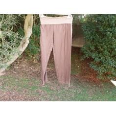 Pantalon évasé La Fée Maraboutée  pas cher