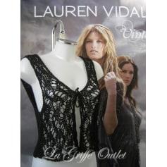 Gilet sans manches Lauren Vidal  pas cher