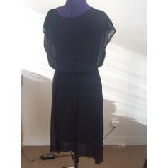 Robe mi-longue La Redoute  pas cher