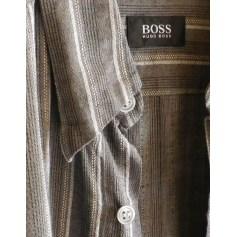 Chemise Hugo Boss  pas cher