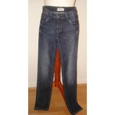 Jeans droit Chipie  pas cher