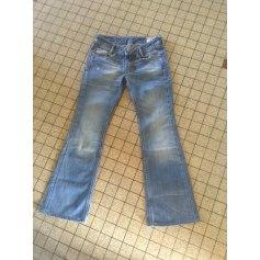 Jeans évasé, boot-cut Diesel  pas cher