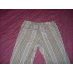 Pantalon évasé Mango  pas cher