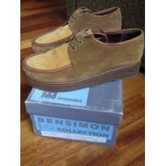Chaussures à lacets  Bensimon  pas cher