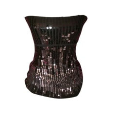 Bustier hysteric Wme  pas cher
